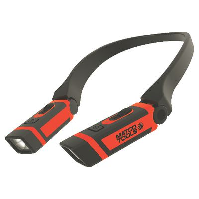 RECHARGEABLE NECK LIGHT - RED | Matco Tools