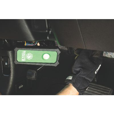 ALUMINUM HANDHELD RECHARGEABLE WORK LIGHT - GREEN | Matco Tools