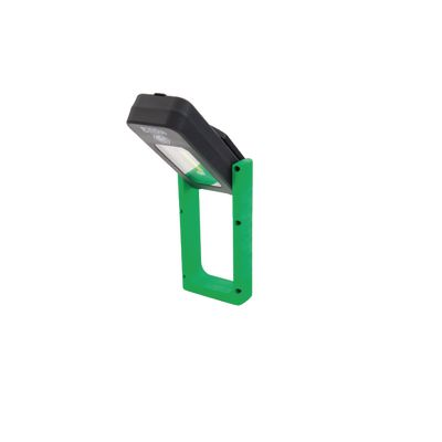 SWIVEL COB FLOOD LIGHT - GREEN | Matco Tools