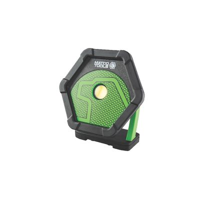 2,100 LUMEN RECHARGEABLE FLOOD LIGHT - GREEN | Matco Tools