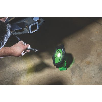 RECHARGEABLE FLOOD LIGHT - GREEN | Matco Tools