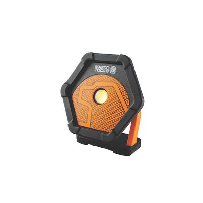 2,100 LUMEN RECHARGEABLE FLOOD LIGHT - ORANGE | Matco Tools