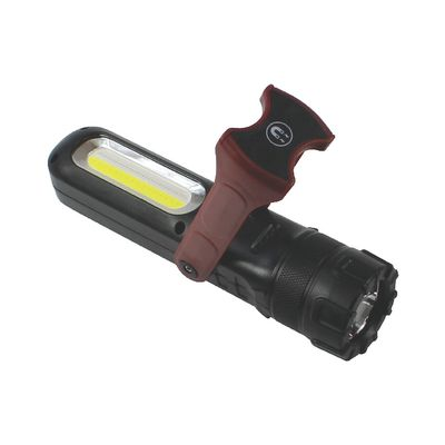 HANDHELD ROTATING RECHARGEABLE FLASHLIGHT/WORKLIGHT | Matco Tools