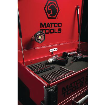 MINI HANDHELD FLOOD LIGHT BURGUNDY | Matco Tools