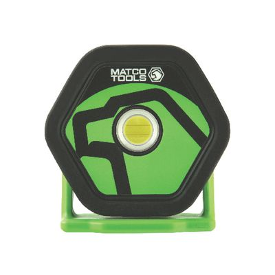 MINI HANDHELD FLOOD LIGHT GREEN | Matco Tools