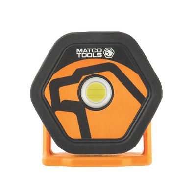 MINI HANDHELD FLOOD LIGHT ORANGE | Matco Tools