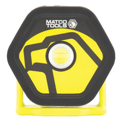 MINI HANDHELD FLOOD LIGHT YELLOW | Matco Tools