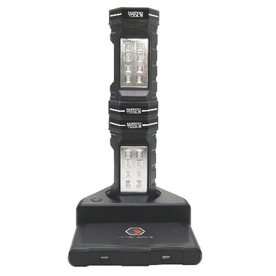 TWIN LIGHT WORK LIGHT WITH INDUCTION CHARGING PAD | Matco Tools