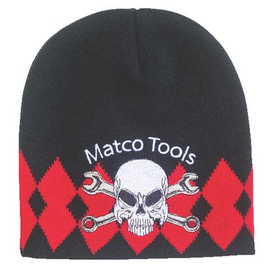 DIAMOND SKULL BEANIE | Matco Tools