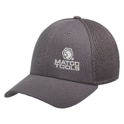 GRAY NEW ERA CAP - L/XL | Matco Tools