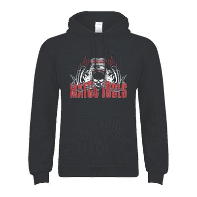 FEEL THE BURN HOODIE - M | Matco Tools