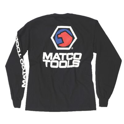 TEAM SHOP LONG SLEEVE SHIRT-XXXL | Matco Tools