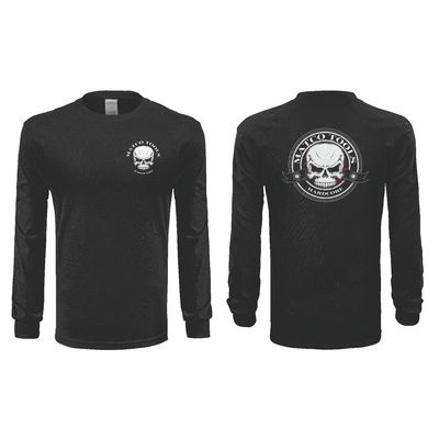 HARDCORE SKULL LONG SLEEVE T-SHIRT - M | Matco Tools