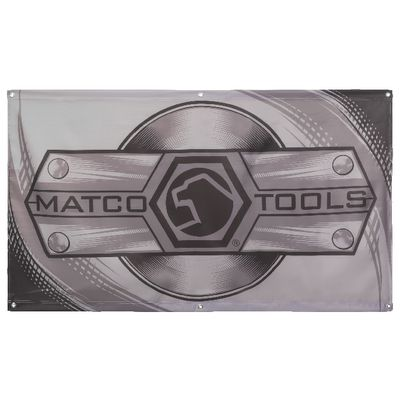 METAL SHEEN BANNER | Matco Tools