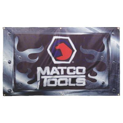 STEEL FLAME BANNER | Matco Tools