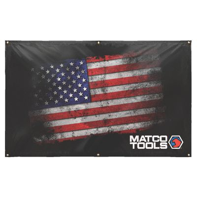AMERICAN FLAG BANNER | Matco Tools