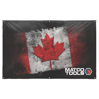 MAPLE LEAF BANNER | Matco Tools