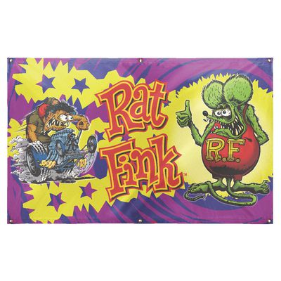 RAT FINK BOX BANNER | Matco Tools