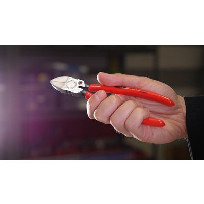 "KNIPEX 7"" FLUSH CUTTER 
