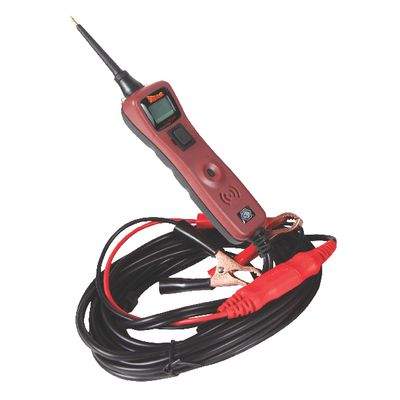 POWER PROBE III WITH CLAM SHELL - BURGUNDY | Matco Tools