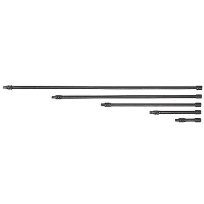"5 PIECE 1/4"" DRIVE LOCKING IMPACT EXTENSION SET 