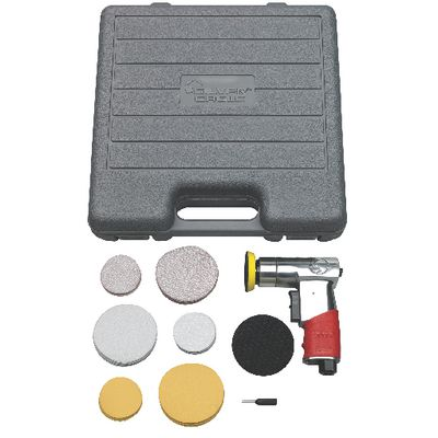 SILVER EAGLE MINI DA SANDER KIT | Matco Tools