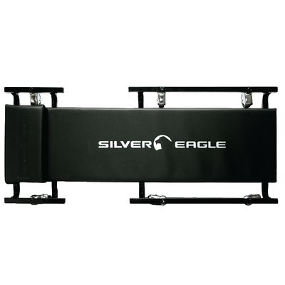 SILVER EAGLE CREEPER WITH FIXED HEADREST | Matco Tools