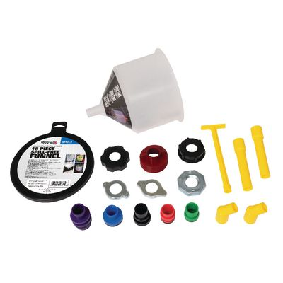 SPILL-FREE FUNNEL WITH FORD ADAPTER | Matco Tools