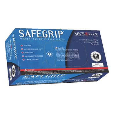 MICROFLEX SAFE GRIP DISPOSABLE GLOVES - LARGE | Matco Tools