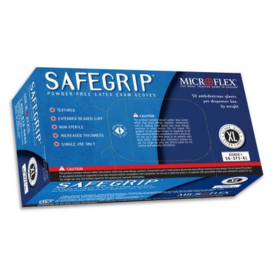 MICROFLEX SAFE GRIP DISPOSABLE GLOVES - MEDIUM | Matco Tools
