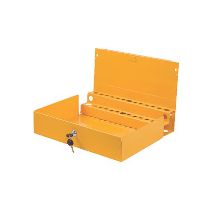 YELLOW  PRY BAR HOLDER FOR SP8230, SP8225A SERVICE CARTS | Matco Tools