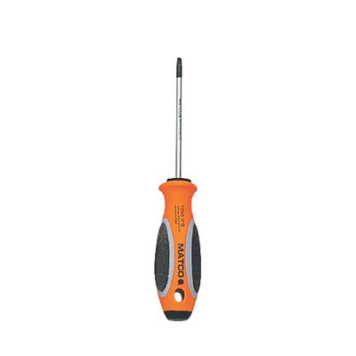 "3-1/2"" X TT20 TORX SCREWDRIVER - ORANGE 