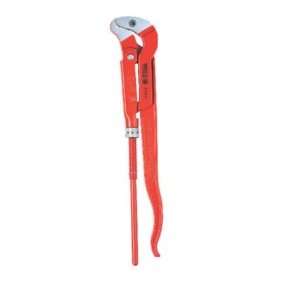 "17"" S-SHAPED SWEDISH PIPE WRENCH 
