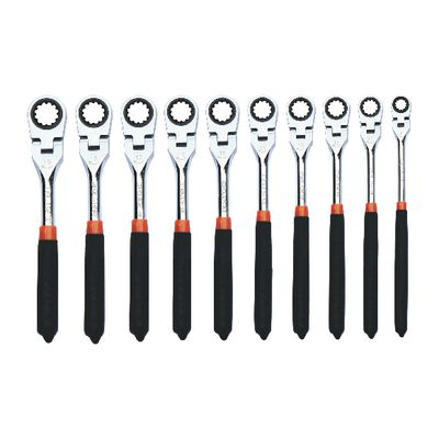 10 PIECE METRIC FLEX RATCHETING WRENCH SET | Matco Tools