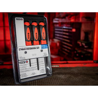3 PIECE PRYDRIVER SET - RED | Matco Tools