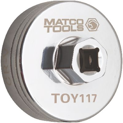 TOYOTA 4/6/8 CYLINDER OIL FILTER SOCKET | Matco Tools