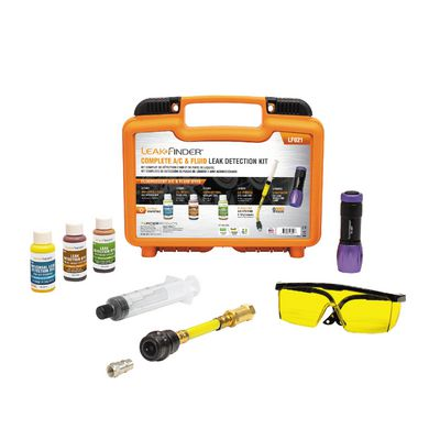 LEAKFINDER COMPLETE A/C AND FLUID LEAK DETECTION KIT | Matco Tools