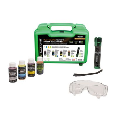 MULTI-COLOR FLUID DYE KIT | Matco Tools