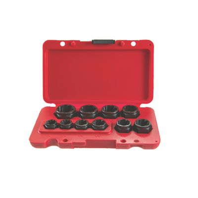 10 PIECE LOW-PROFILE TWIST SOCKET SET | Matco Tools