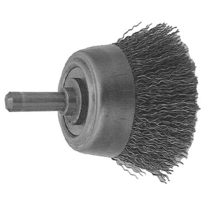 "2-1/2"" DIAMETER CUP STYLE END BRUSH 
