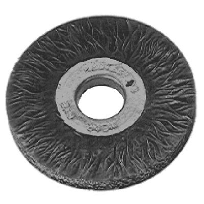 "2"" DIAMETER ENCAPSULATED WIRE WHEEL BRUSH 