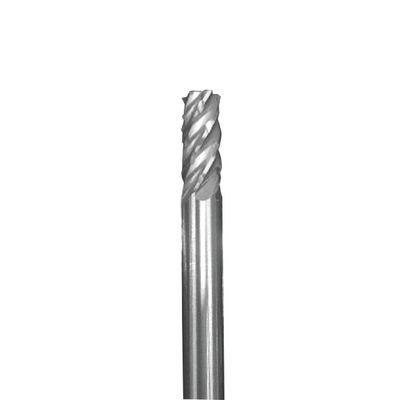 "CYLINDER PLAIN END, 1/4"" X 1/2"" X 1/4"", STEEL CUT BUR 