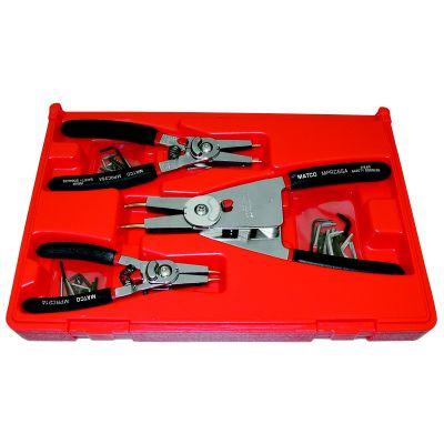 Mac Tools Snap Ring Plier Set