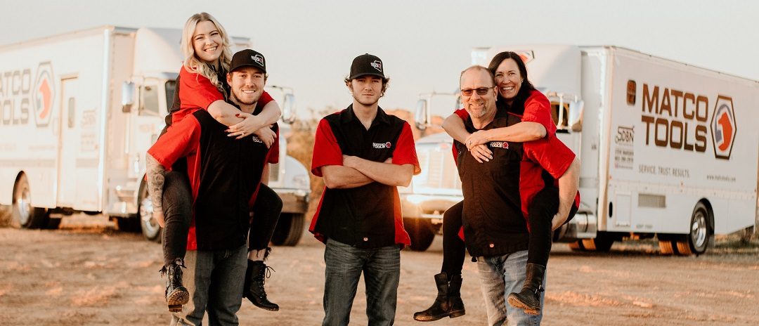 Matco Distributors and their families